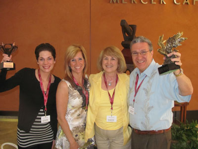 """Dr. Marshall Fagin & Team Receive Coveted """"Eagle Award"""""""